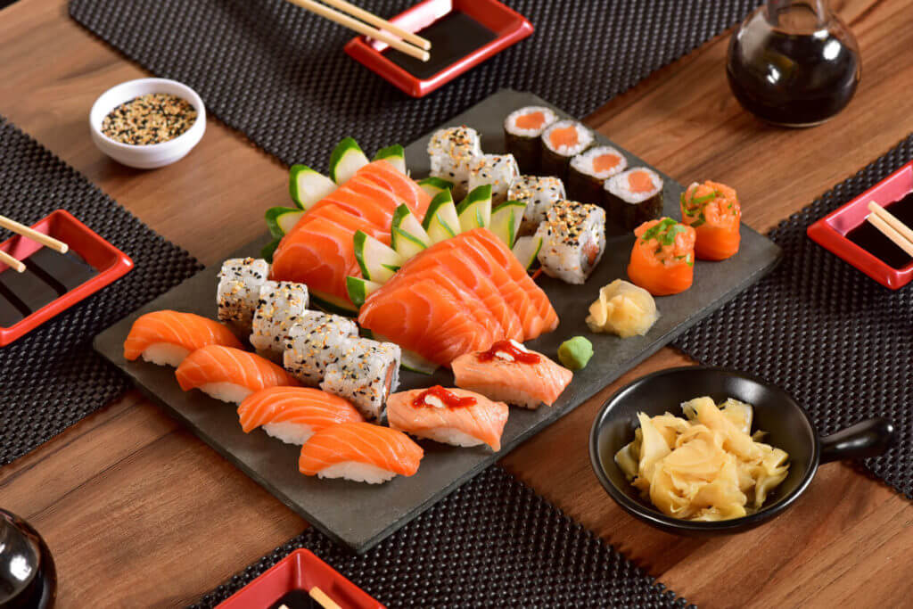Sushi vs Sashimi: What's the Difference?