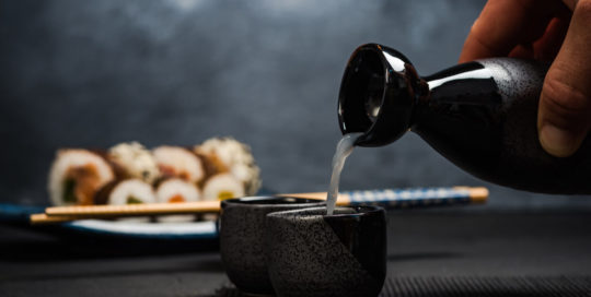 Do You Know How to Drink Sake?